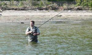 fiskehjul til kystfiskeri