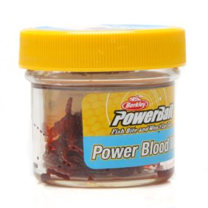 Berkley - powerbait | power blood worm