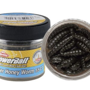 PowerBait Honey Worms -Black