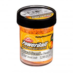 Powerbait peach pebber - fersken
