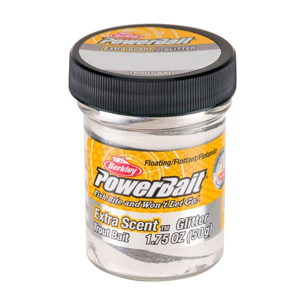 Powerbait silver vein