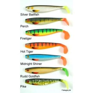 Fox Rage Firetail Shad