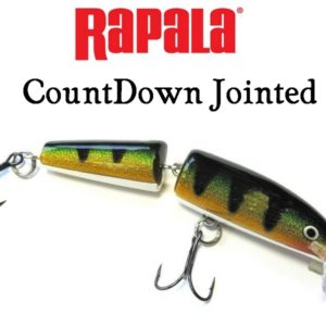 Rapala Countdown Jointed