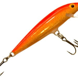 Rapala Original Floating-7cm-GFR (Gold Fl. Red)