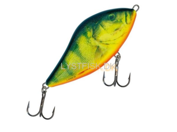 Salmo Slider -RHP (Real Hot Perch)-10cm-S (synkende)