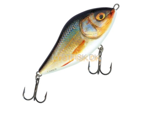 Salmo Slider -RR (Real Roach)-10cm-S (synkende)