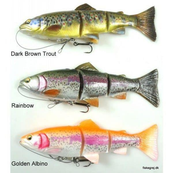Savage Gear 4D Line Thru Trout