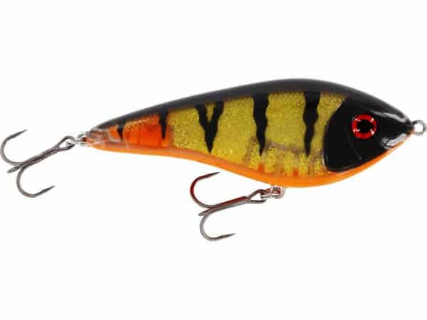 Westin Swim Glidebait 10cm-3D Golden Perch