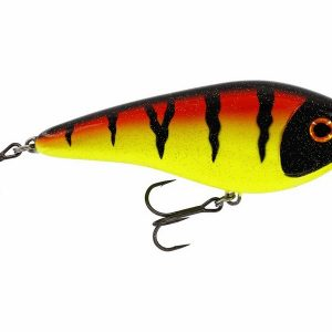 Westin Swim Glidebait 10cm-Alert Perch
