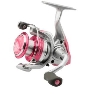 Okuma Pink Pearl V2 Fastspolehjul 3000 - Fastspolehjul