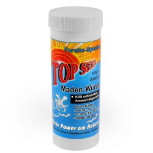 Top Secret Maddike-Krydderi 100ml - 60g