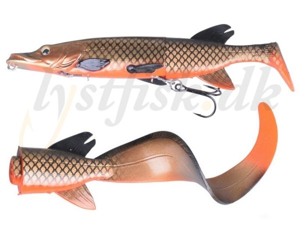 Savage Gear 3D Hybrid Pike-Red Copper Pike